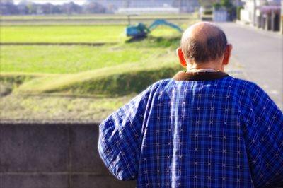 一人暮らしの高齢者の現状